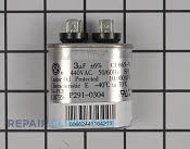 Run Capacitor - Part # 2386459 Mfg Part # P291-0304
