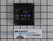 Control Module - Part # 2935167 Mfg Part # ICM491