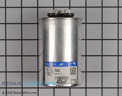Run Capacitor 1172095 Main Product View