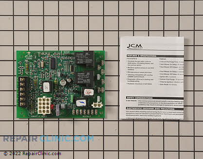 Control Board ICM286 Main Product View