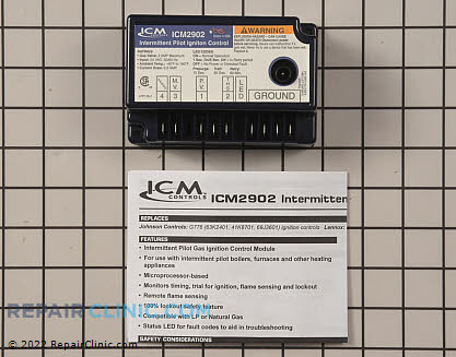 Ignition Module ICM2902 Main Product View