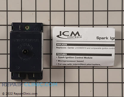 Ignition Module ICM295 Main Product View