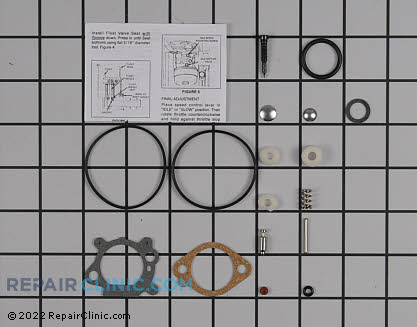 Rebuild Kit 498260          Main Product View