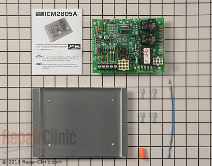 Control Board ICM2805A Main Product View
