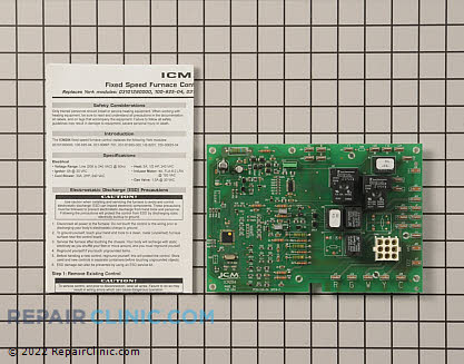 Ignition Module ICM284 Main Product View