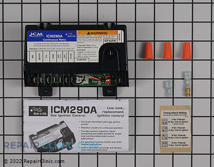 Ignition Module ICM290A Main Product View