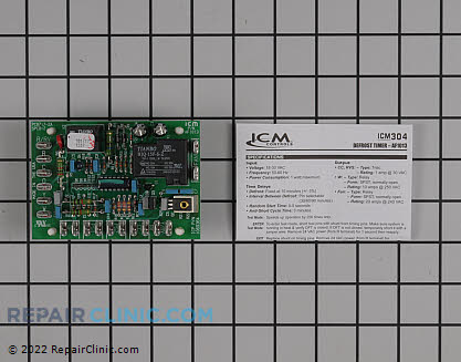 Defrost Control Board ICM304 Main Product View