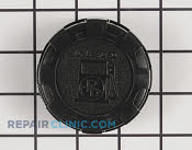 Gas Cap - Part # 1853532 Mfg Part # 55-3576