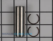 Piston Pin - Part # 1641797 Mfg Part # 498319
