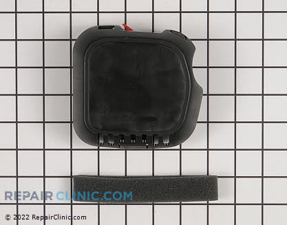 Air Cleaner Cover 753-05852 Main Product View