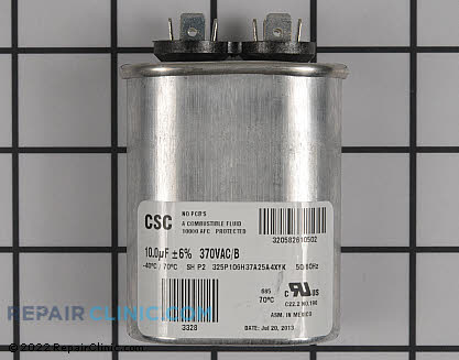 Run Capacitor S1-02420046700 Main Product View