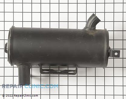 Muffler 1708416SM Main Product View