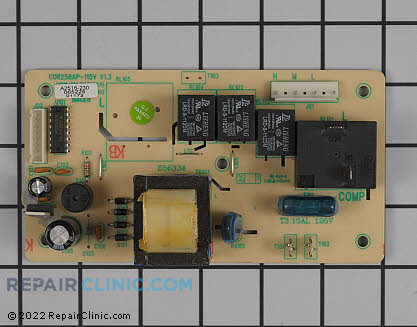 Control Board A2516-230       Main Product View