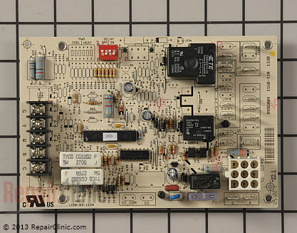 Control Board R99G004 Main Product View