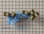 Water Inlet Valve - Part # 1877310 Mfg Part # W10326913