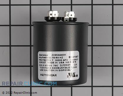 Run Capacitor 710642 Main Product View