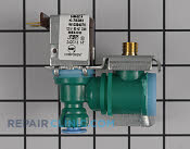 Water Inlet Valve - Part # 2979596 Mfg Part # W10394076