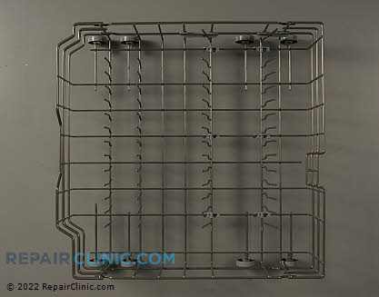 Lower Dishrack Assembly WD28X10405      Main Product View