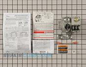 Gas Valve Assembly - Part # 2979824 Mfg Part # 36C03-400