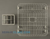 Lower Dishrack Assembly - Part # 2024497 Mfg Part # WD28X10324