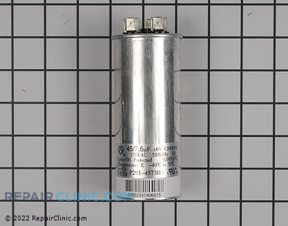 Run Capacitor P291-4573RS Main Product View