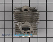 Cylinder Head - Part # 2264534 Mfg Part # A130000601