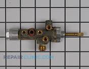 Surface Burner Valve - Part # 1046351 Mfg Part # 00323405