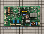 Main Control Board - Part # 2668874 Mfg Part # EBR73304210