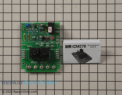 Motor Control Board ICM278 Main Product View