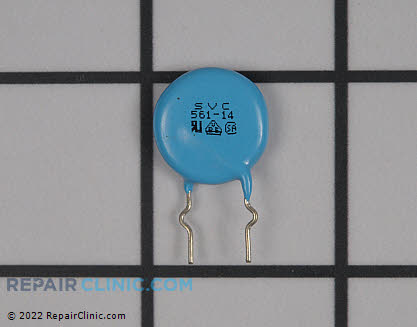 Varistor 1405-000154 Main Product View