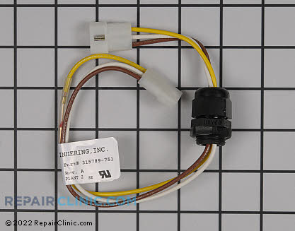Wire Harness 315789-751 Main Product View