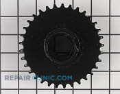 Hub / sprocket - Part # 2207084 Mfg Part # 7040355YP