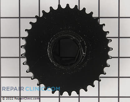 Sprocket 7040355YP Main Product View