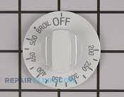 Selector Knob - Part # 1258088 Mfg Part # RO-4000-03