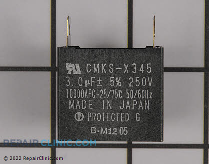 Capacitor HC91PD001 Main Product View