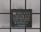 Capacitor - Part # 2379319 Mfg Part # HC91PD001