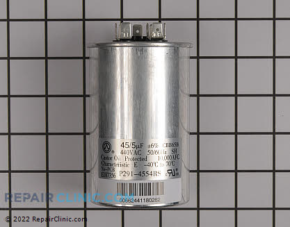 Capacitor P291-4554RS Main Product View