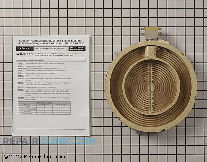 Heating Element 700411-03       Main Product View
