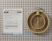 Heating Element - Part # 1392387 Mfg Part # 700411-03