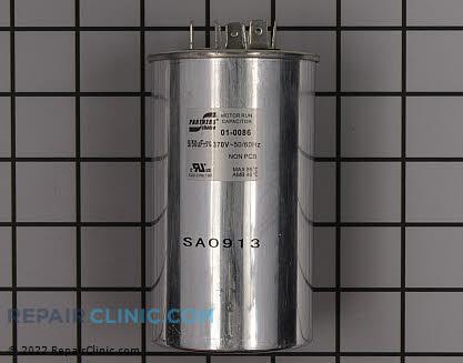 Run Capacitor 01-0086 Main Product View
