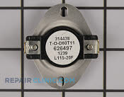 Limit Switch - Part # 2639922 Mfg Part # 626497R