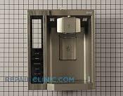 Dispenser Façade - Part # 2653982 Mfg Part # ACQ54074216
