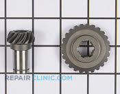 Gear - Part # 2232191 Mfg Part # 6688840