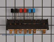 Selector Switch - Part # 2381813 Mfg Part # HR54AL315