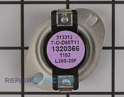 Limit Switch - Part # 2780869 Mfg Part # 1320366