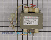High Voltage Transformer - Part # 1349796 Mfg Part # 6170W1D052W