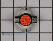 Flame Rollout Limit Switch - Part # 2336774 Mfg Part # S1-02526392010