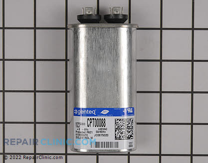 Capacitor CPT00088 Main Product View