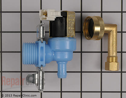Water Inlet Valve W10648041       Main Product View