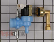Water Inlet Valve - Part # 3015273 Mfg Part # W10648041